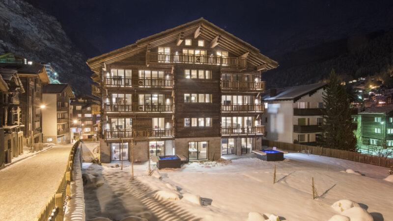 Christiania Apartment 4 – Zermatt