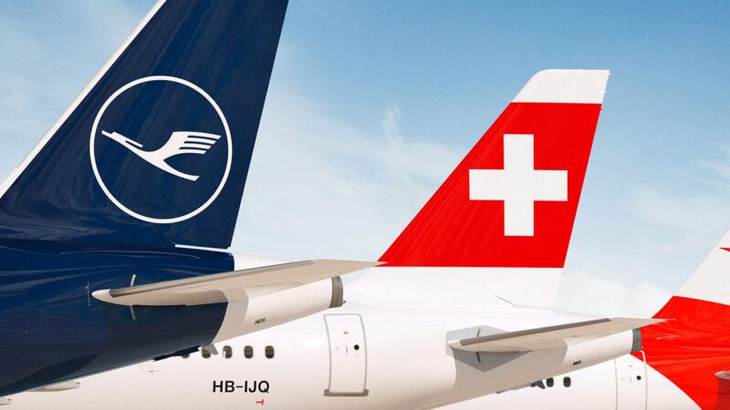 Réservations de Lufthansa Group modifiables sans frais jusqu'à la fin février