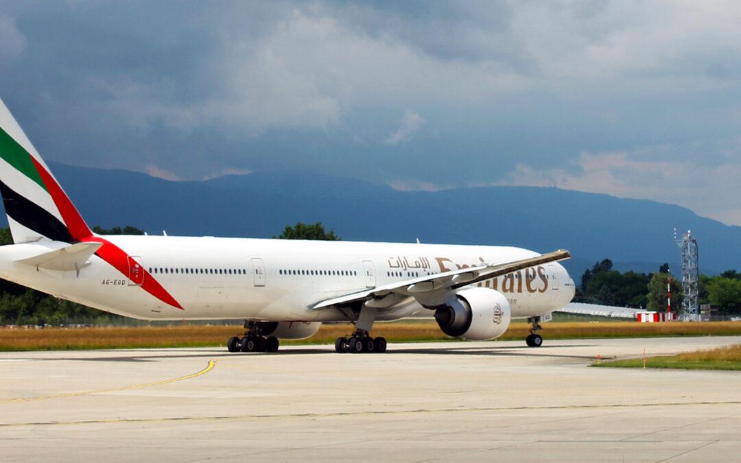 Emirates ajoute un cinquième vol sur Genève