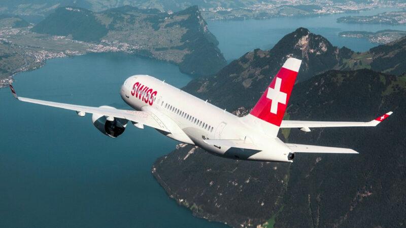 SWISS étoffera ses vols depuis Genève au milieu de l'été