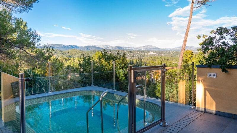 Villa Terre Blanche : Espace, luxe & intimité
