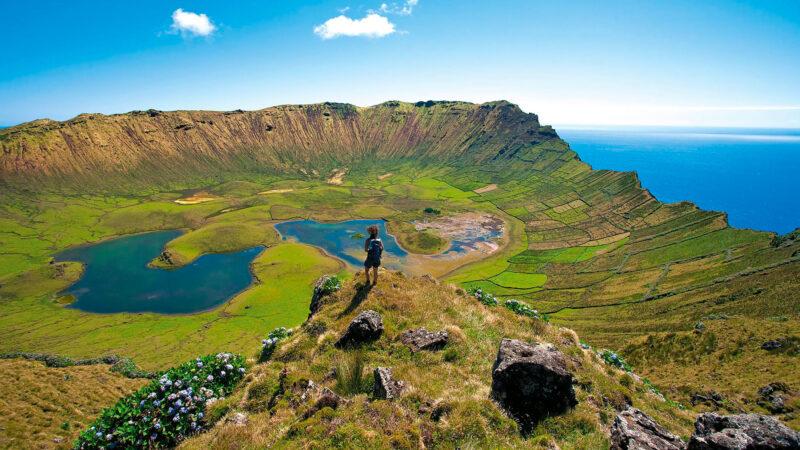 Açores – Flores, Corvo & Faial