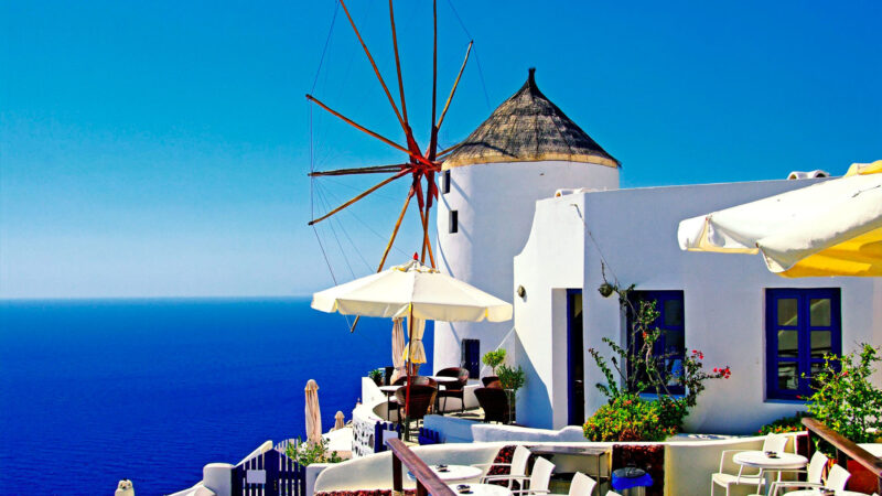 Grèce – Cyclades en liberté