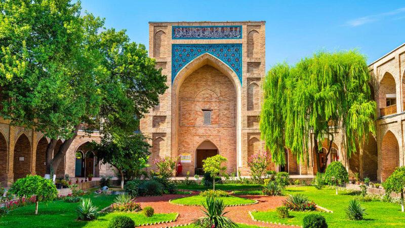 Les Perles de l'Ouzbékistan