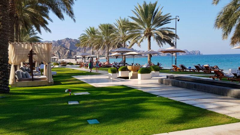Émirats & Oman