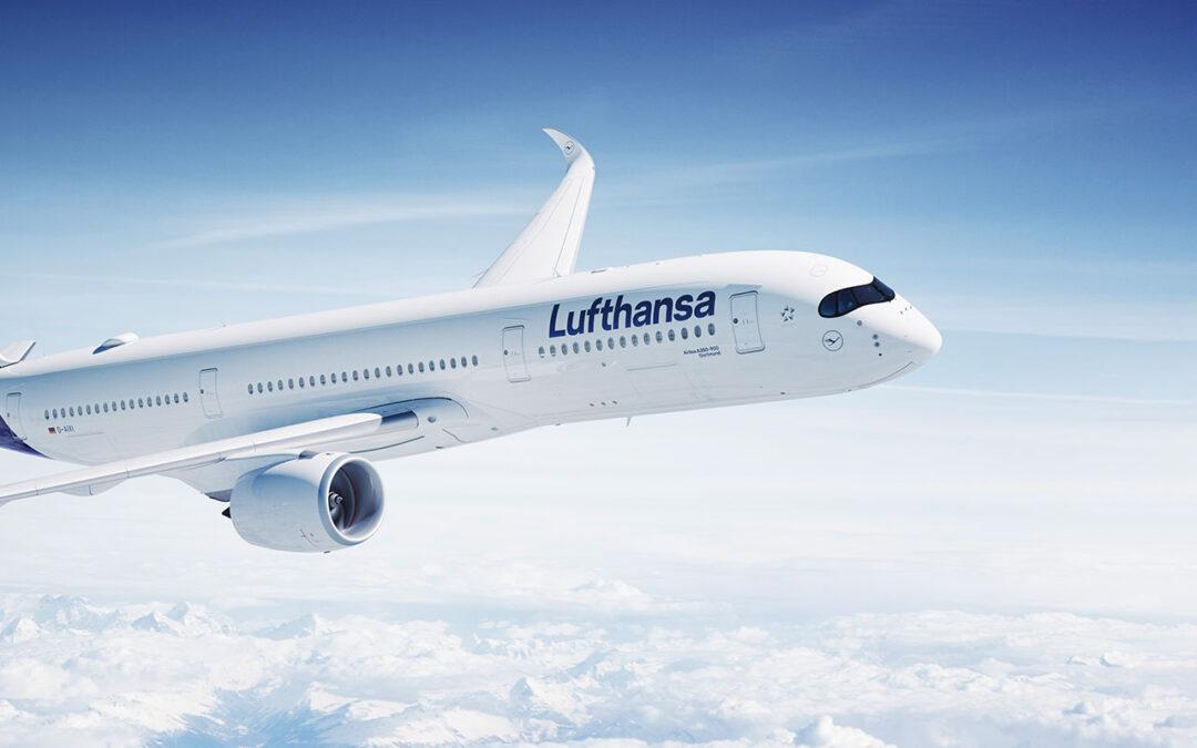 Le Groupe Lufthansa modernise sa flotte long-courrier